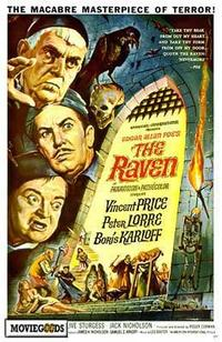 The Raven - 43 x 62 Movie Poster - Bus Shelter Style C