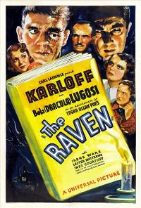 The Raven - 43 x 62 Movie Poster - Bus Shelter Style B