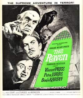 The Raven - 11 x 17 Movie Poster - Style E