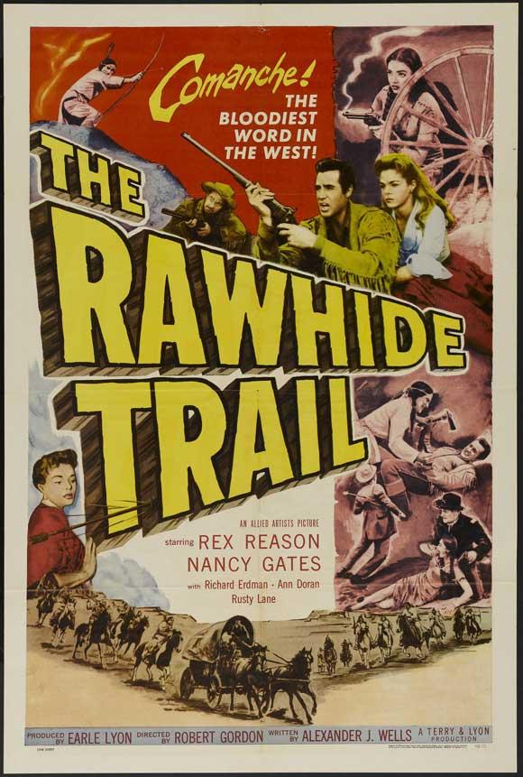 The Rawhide Trail movie