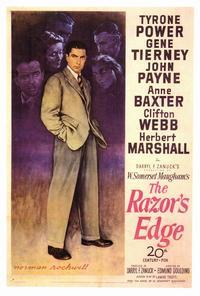 The Razor's Edge - 27 x 40 Movie Poster - Style A