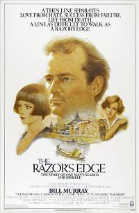 The Razor's Edge - 43 x 62 Movie Poster - Bus Shelter Style A