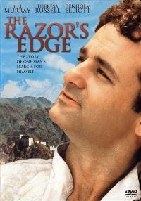 The Razor's Edge - 27 x 40 Movie Poster - Style C