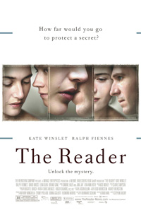 The Reader - 43 x 62 Movie Poster - Bus Shelter Style A