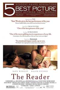 The Reader - 43 x 62 Movie Poster - Bus Shelter Style B