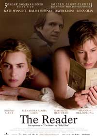 The Reader - 27 x 40 Movie Poster - Belgian Style A