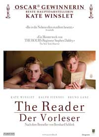 The Reader - 27 x 40 Movie Poster - Swiss Style B