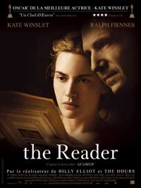 The Reader - 11 x 17 Movie Poster - French Style A