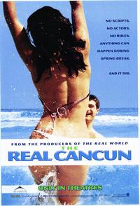 The Real Cancun - 27 x 40 Movie Poster - Style A