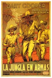 The Real Glory - 27 x 40 Movie Poster - Spanish Style A