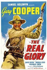 The Real Glory - 11 x 17 Movie Poster - Style A
