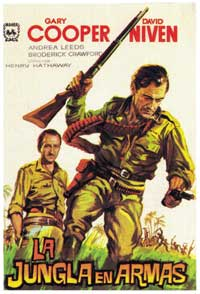 The Real Glory - 27 x 40 Movie Poster - Spanish Style B