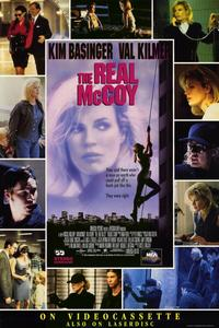 The Real McCoy - 11 x 17 Movie Poster - Style B
