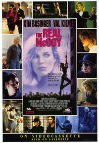 The Real McCoy - 27 x 40 Movie Poster - Style B