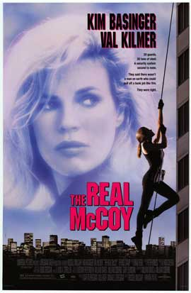 The Real McCoy - Movie Poster - Reproduction - 11 x 17 Style A
