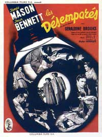 The Reckless Moment - 11 x 17 Movie Poster - French Style A