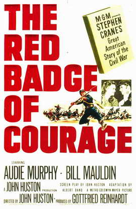 The Red Badge of Courage - 11 x 17 Movie Poster - Style A