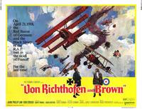 The Red Baron - 11 x 14 Movie Poster - Style A