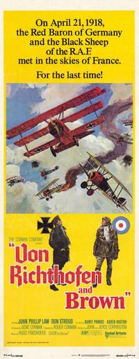 The Red Baron - 14 x 36 Movie Poster - Insert Style A
