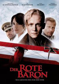 The Red Baron - 11 x 17 Movie Poster - German Style A