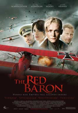 The Red Baron - 27 x 40 Movie Poster - Style A