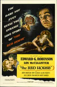 Red House, The - 11 x 17 Movie Poster - Style A