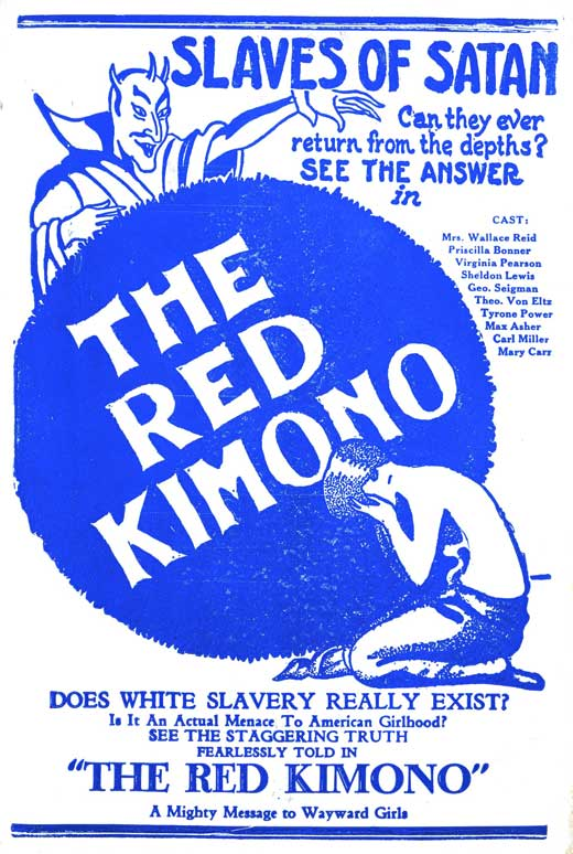 The Red Kimona movie