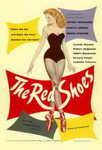 The Red Shoes - 27 x 40 Movie Poster - Style A
