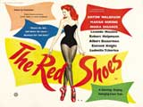 The Red Shoes - 30 x 40 Movie Poster UK - Style A