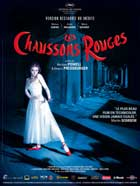 The Red Shoes - 11 x 17 Movie Poster - French Style B