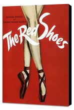 The Red Shoes - 11 x 17 Movie Poster - Style I - Museum Wrapped Canvas