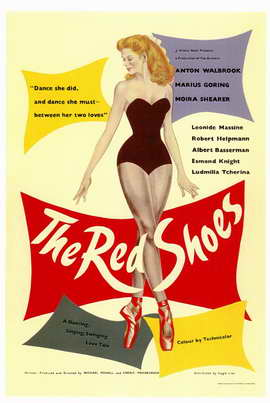 The Red Shoes - 11 x 17 Movie Poster - Style A