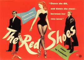 The Red Shoes - 11 x 17 Movie Poster - Style H