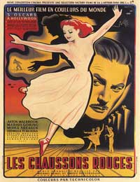 The Red Shoes - 11 x 17 Movie Poster - French Style A