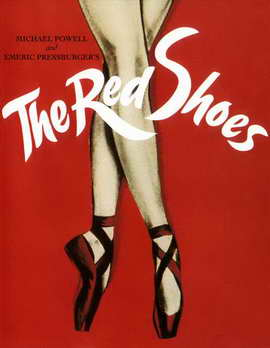 The Red Shoes - 11 x 17 Movie Poster - Style I