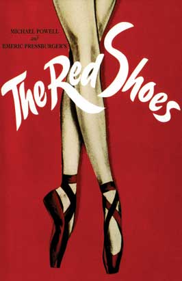 The Red Shoes - 27 x 40 Movie Poster - Style B