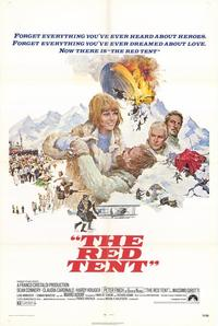 The Red Tent - 11 x 17 Movie Poster - Style A