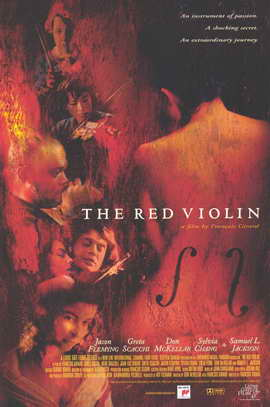 The Red Violin - 11 x 17 Movie Poster - Style A