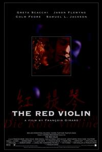 The Red Violin - 27 x 40 Movie Poster - Style B