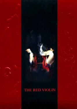 The Red Violin - 11 x 17 Movie Poster - Korean Style A
