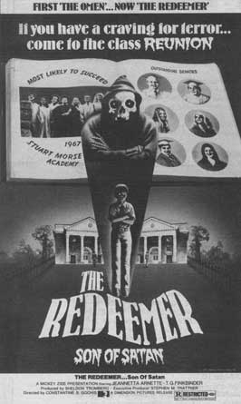 the redeemer son of satan movie posters from movie