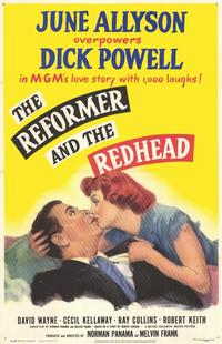 The Reformer and the Redhead - 11 x 17 Movie Poster - Style A