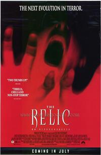 The Relic - 11 x 17 Movie Poster - Style A