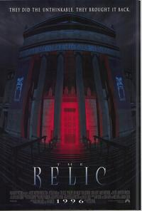 The Relic - 11 x 17 Movie Poster - Style B