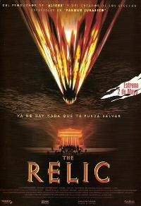 The Relic - 11 x 17 Movie Poster - Spanish Style A