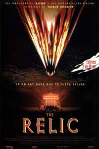 The Relic - 27 x 40 Movie Poster - Spanish Style A