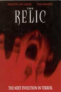 The Relic - 11 x 17 Movie Poster - Style C