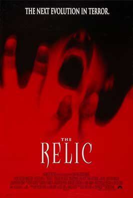 The Relic - 27 x 40 Movie Poster - Style C