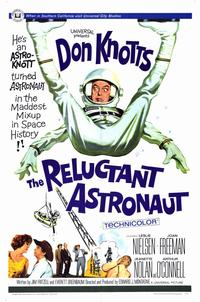 The Reluctant Astronaut - 11 x 17 Movie Poster - Style A