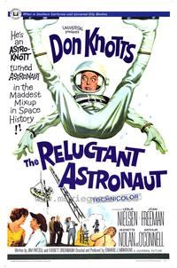 The Reluctant Astronaut - 43 x 62 Movie Poster - Bus Shelter Style A